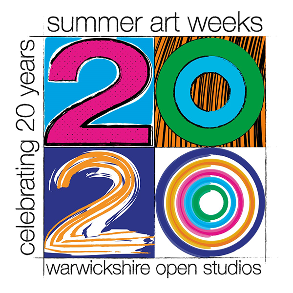 Summer Art Weeks 2020 - celebrating 20 years