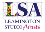 Leamington Spa Artists logo