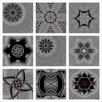 12 arc sweep; circles and symmetries