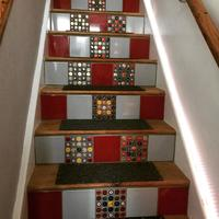Beer Top Installation Staircase
