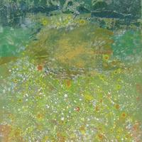 Daisies Are As Silver, Mixed Media