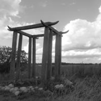 Ancient temple in Drenthe