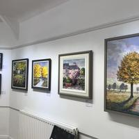 One of the 2019 East Lodge exhibitions