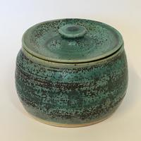 Small lidded pot
