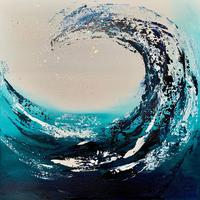 Turquoise waters - Part of the Classic Blue Series