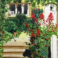 Cottage by  John Smith