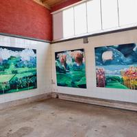 "Exhibition at "" The Old Dairy "" Gallery"