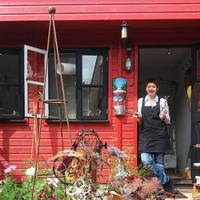 Amanda and The Red Shed