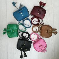 Leather Cross Body, Shoulder bags in a selection of colours, all individually hand crafted in preloved leather by 2MaddBags