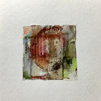 Mixed media collage