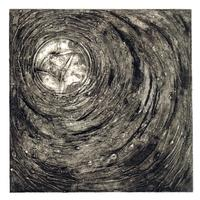 Collagraph:  Untitled