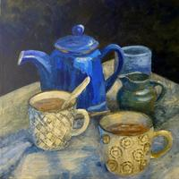 Tea for Two, Eleanor Rose