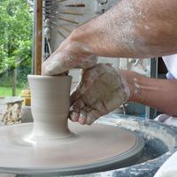 Throwing in Porcelain