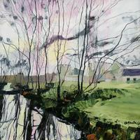 """""""Winter's Pinks""""   Prints available £150"""