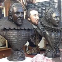 The Methuen Shakespeare and The Armada Portrait