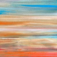 Abstract Number One. My very first Abstract that is for sale. Born out of dreams and hope.