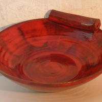 RED BOWL EARTHENWARE