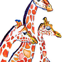 Giraffe Tower