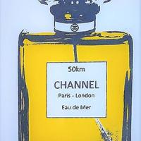 Channel Tunnel. A3 screen print. Limited edition of 5