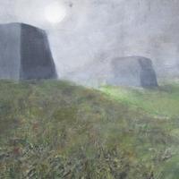 Concrete monoliths . . . re-naturing