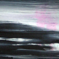 Abstract Seascape - Twilight