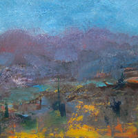 Abstract Landscape - End of Pallette