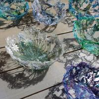 Free-Motion Embroidery Stitched Vessels