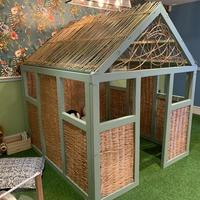 Woven Willow play house