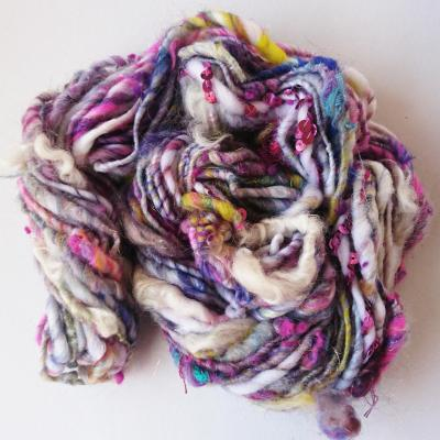 Hand Spun Art Yarn