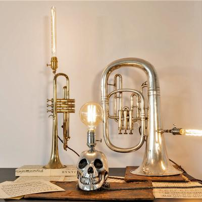 A second life - light - to musical instruments