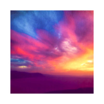 The end of the day - limited edition giclee print