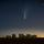 Heavenly Visitor. Comet NEOWISE over Stonehenge.