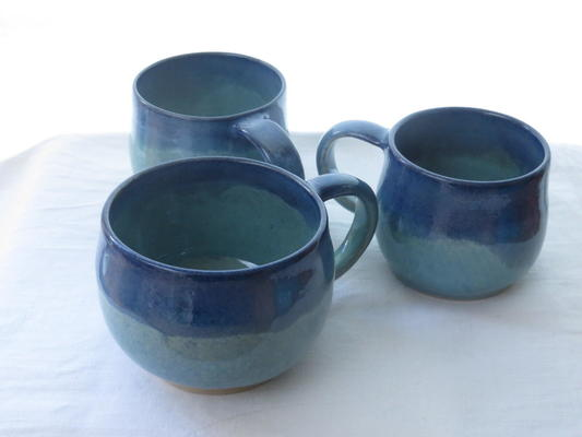 Mugs by Iris Eisenhart