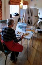 Art Classes with Dianne Greenway