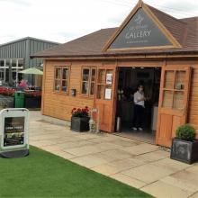 Located in the Shopping Village at the Garden Centre