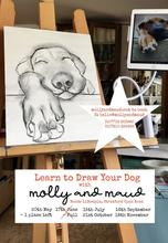 Draw Your Dog with Molly and Maud