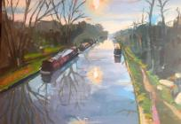 Grand Union Canal 2019